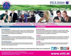 Otti & Partner Info-Folder