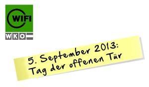 WIFI Tag Der Offenen Tür 5.9.2013