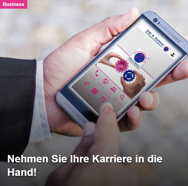 Die OTTI Job & Karriere APP
