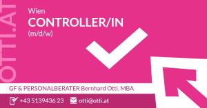 Wien: Controller/in