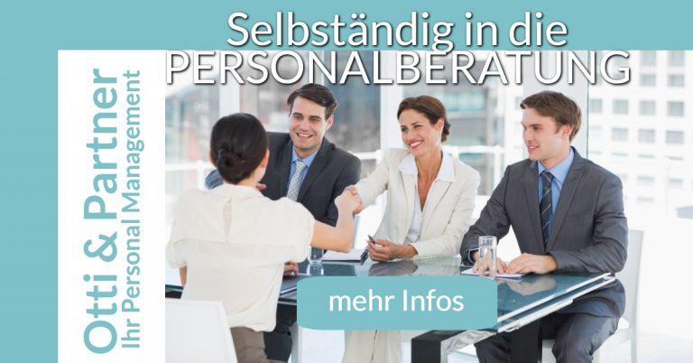 Selbständig in die Personalberatung