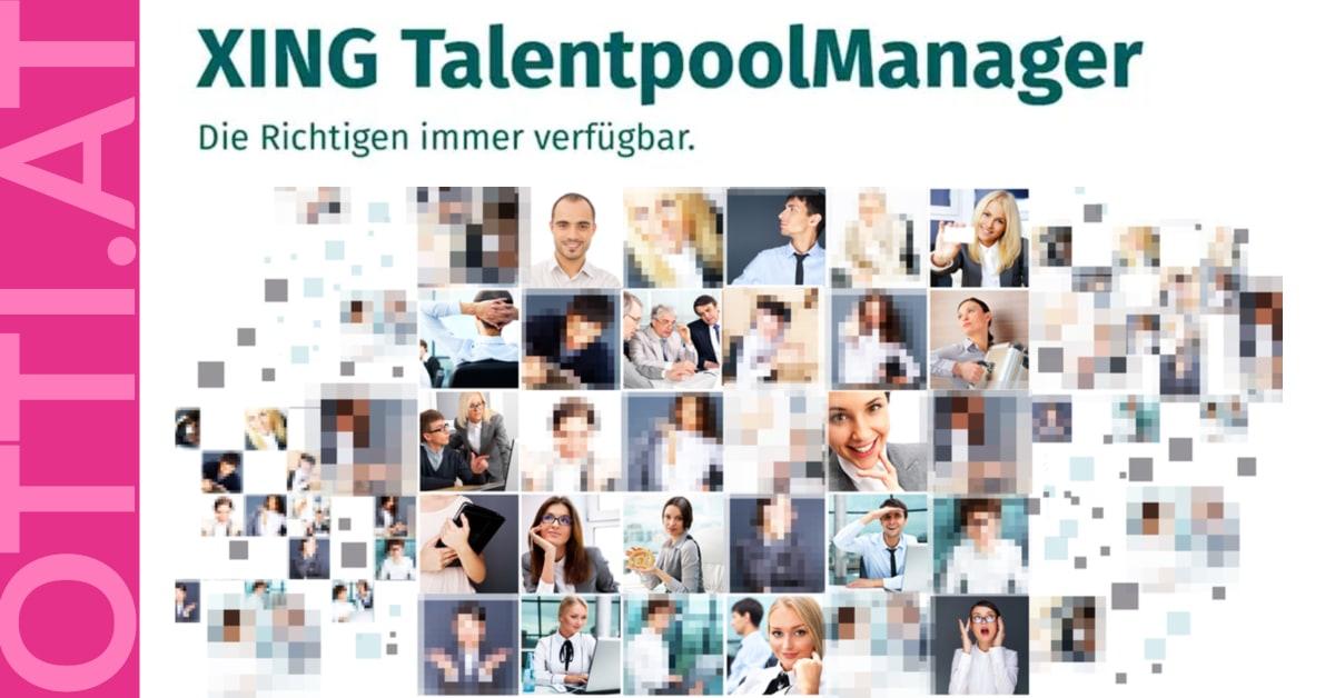 Die OTTI Talent Manager auf XING & KUNUNU