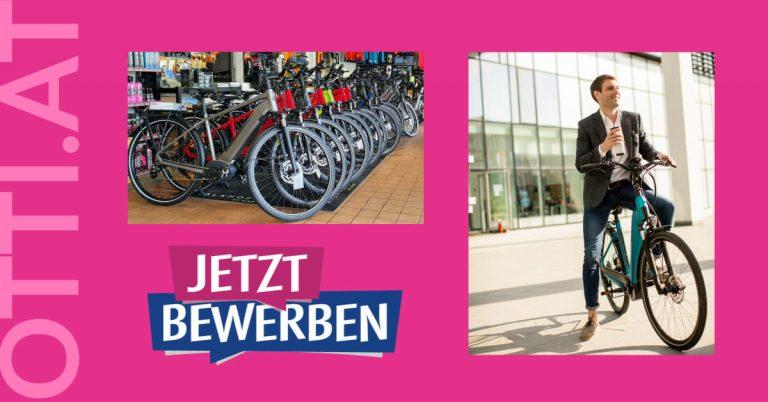 Als Flagship Store Manager deinen eigenen Brand-Store aufbauen? Der Trend bei E-Bikes zeigt steil nach oben & Österreich stärkster Markt im deutschen Sprachraum