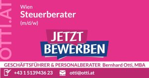 Wien: Steuerberater (m/w/d)