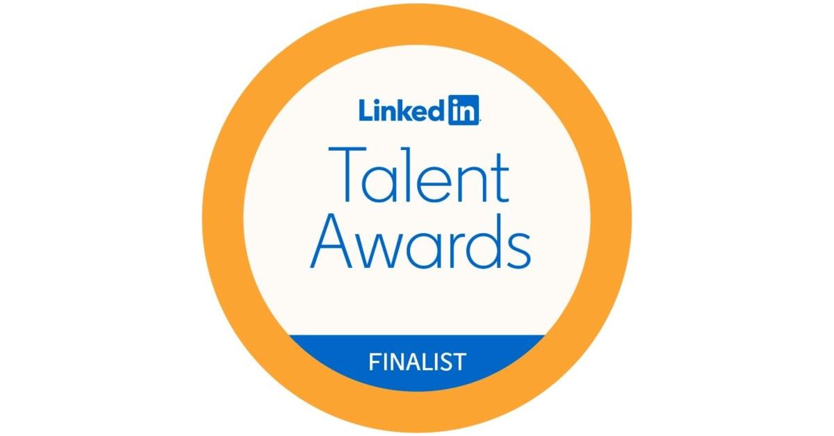 Otti & Partner ist LinkedIn Talent Awards Finalist!